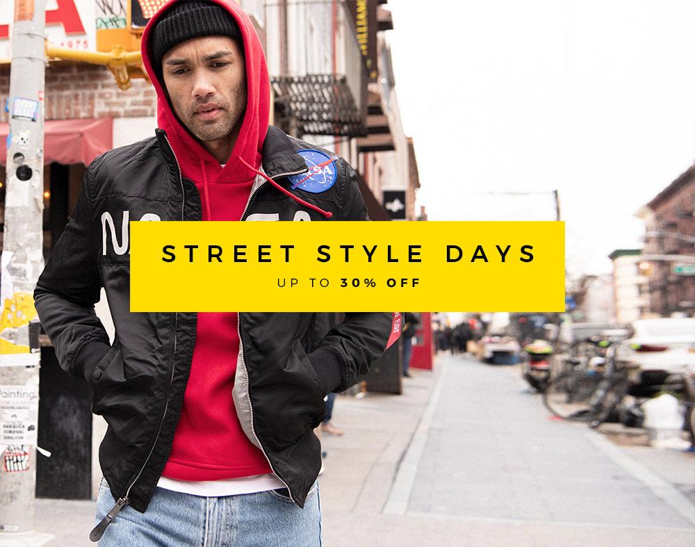 Street Style Days