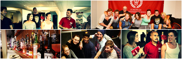Start din bartenderkarriere hos EBS i København