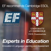EF Education First forbereder dig på din sprogeksamen
