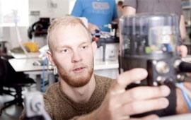 Tag maskinmesteruddannelsen i Aarhus på AAMS