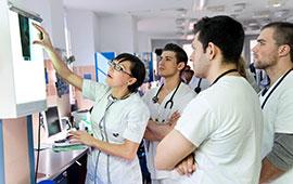 Bliv læge, tandlæge, fysioterapeut eller sygeplejerske i Polen