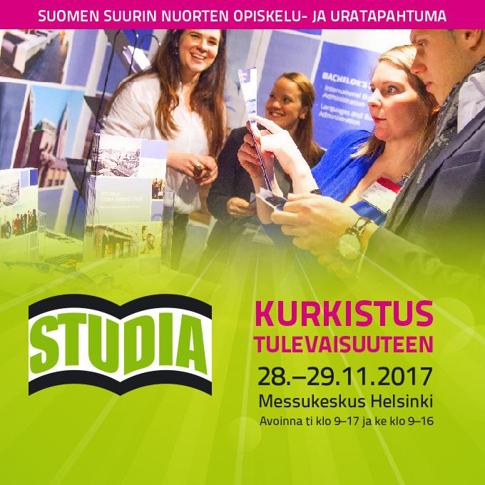 Studia 2017 -messut