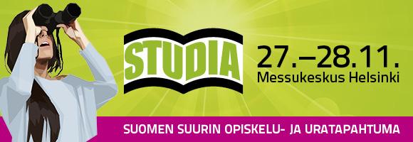Studia-messut 2018