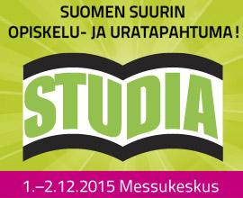Studia-messut 2015