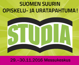 Studia-messut 2016