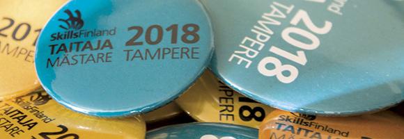 Taitaja 2018 Tampereella