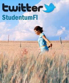 Seuraa meitä Twitterissä!