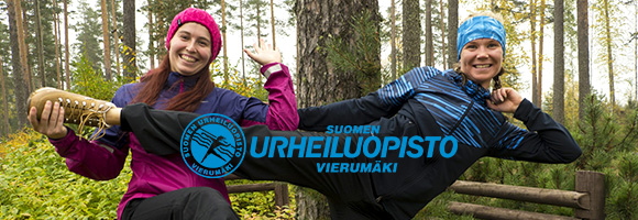 Vierumäki – Suomen Urheiluopisto