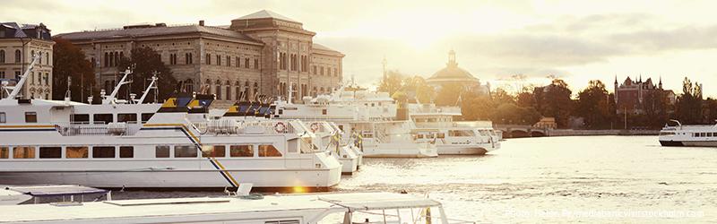 Стокгольм стоит… завтрака!