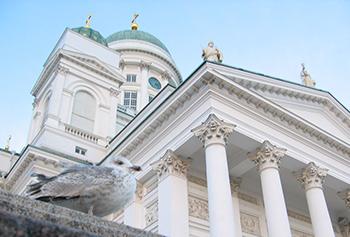 Хельсинки — город счастливых людей