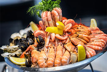 Все дары моря на одном блюде