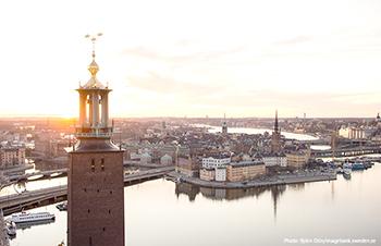 Круиз из Хельсинки в Стокгольм