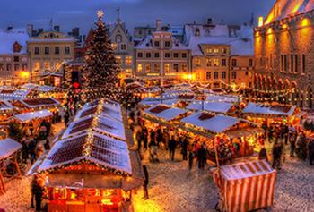 Таллин — праздник жизни для всех и каждого