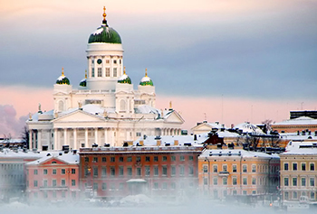 В Хельсинки — как дома