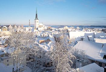 Круиз Хельсинки–Таллин