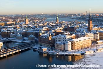 Круиз Хельсинки–Стокгольм