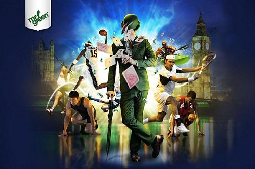 MrGreen Casino - Get 85 Free Spins in the Casino Olympics