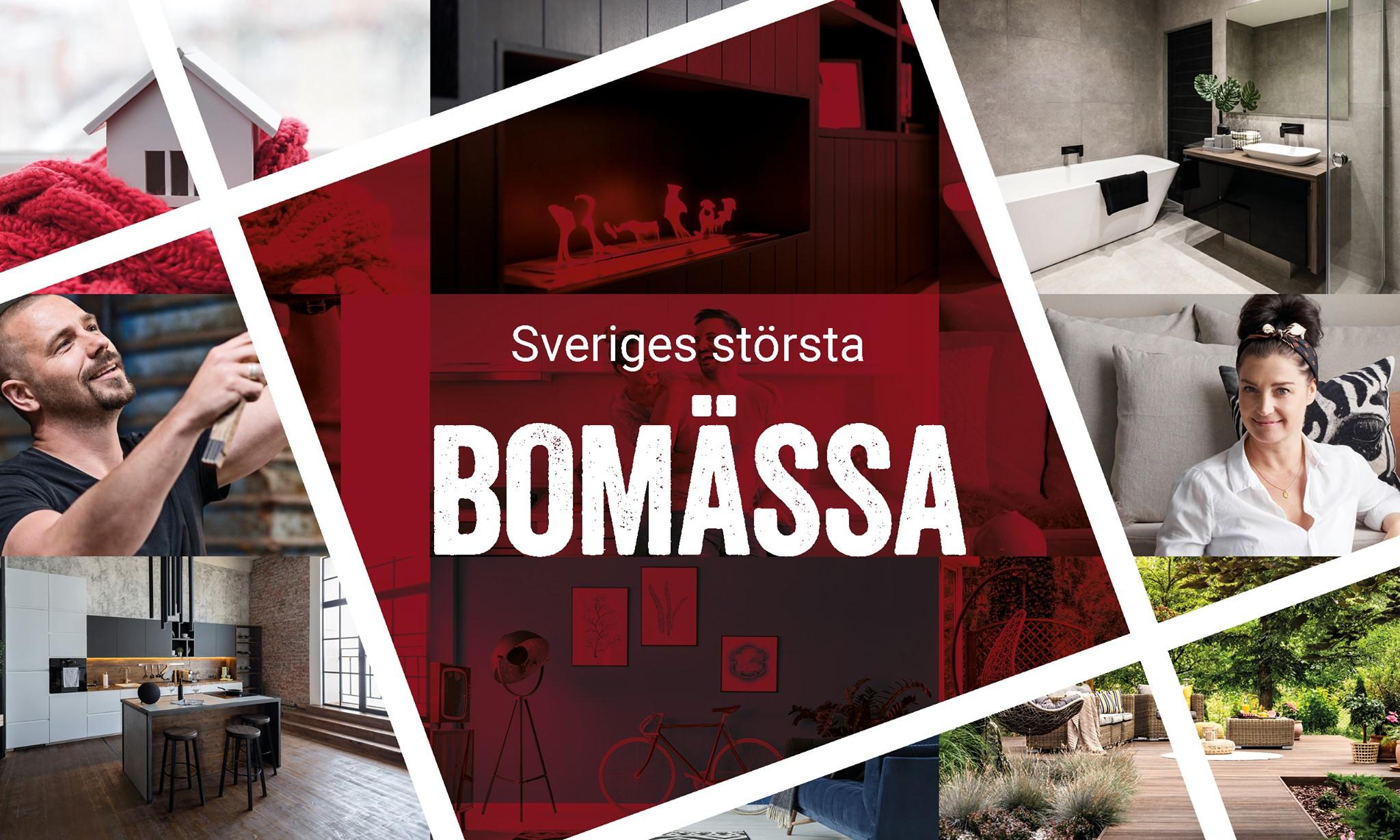 Sveriges största Bomässa