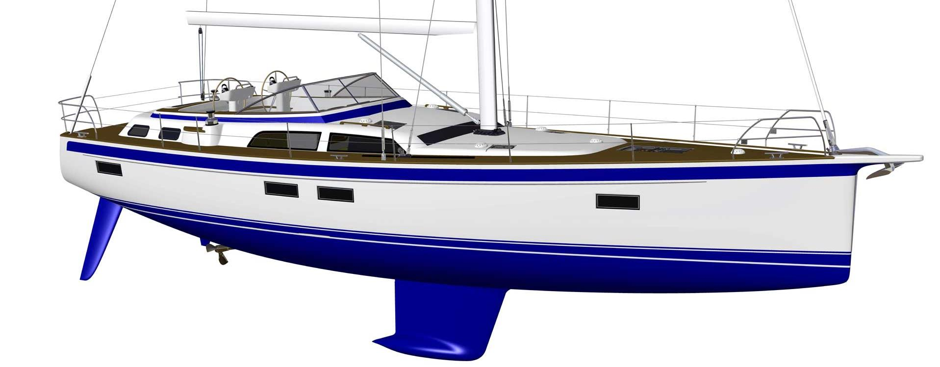 Hallberg-Rassy 50 will be in production at Open Yard