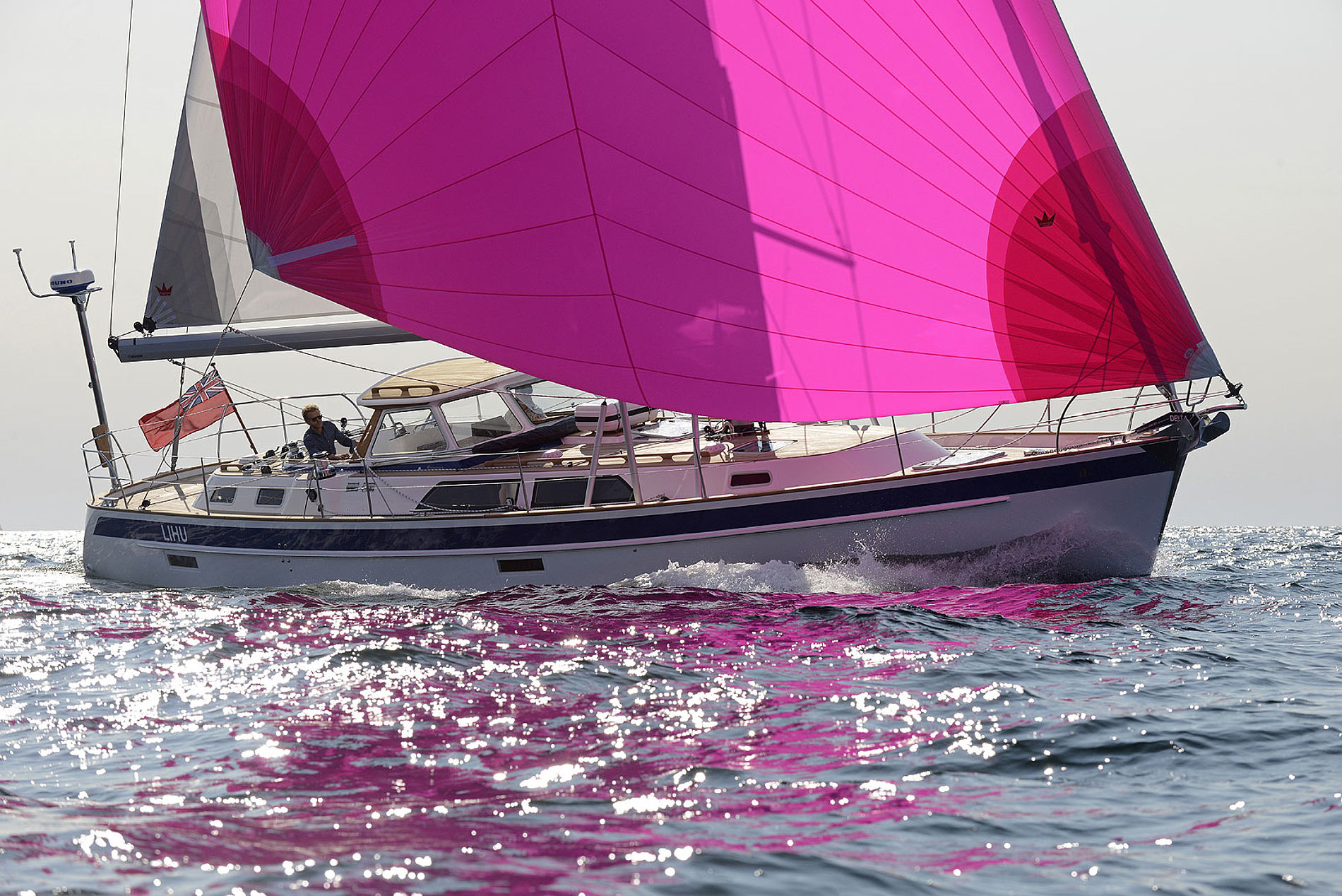 Final call for the Hallberg-Rassy 48 Mk II