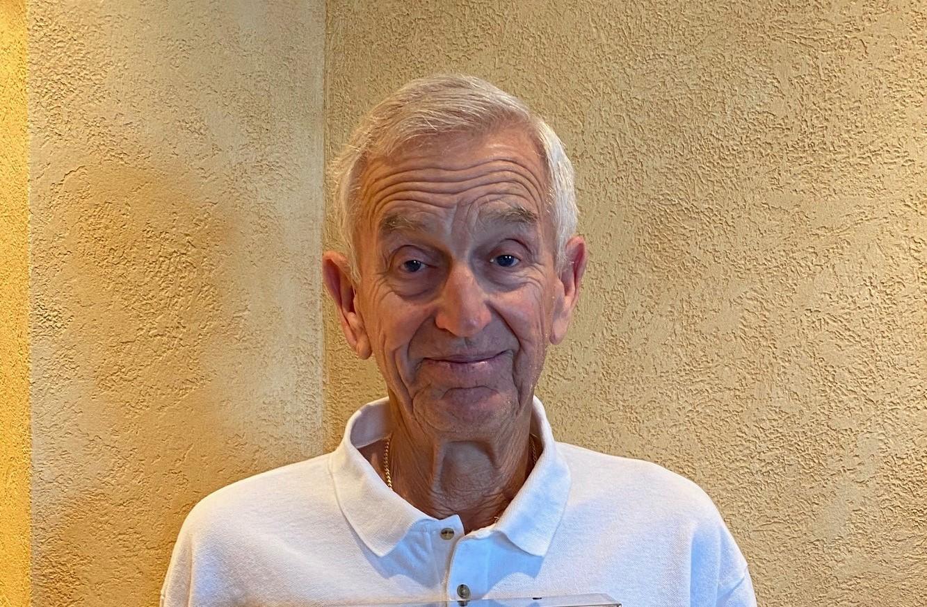 Porträtt på Stig Wennerström